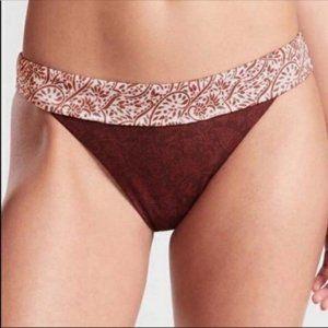 NWT Athleta Bikini Bottom